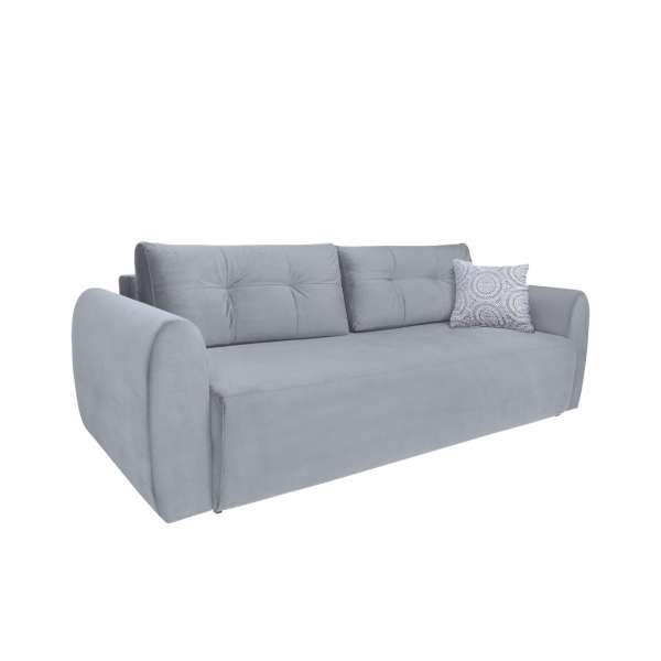 Sofa Divala LUX 3DL Riviera 80 Silver