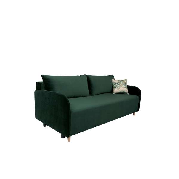 Sofa Lajona LUX 3DL Riviera 38 Green