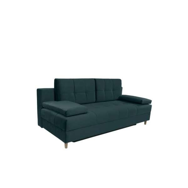 Sofa Montila LUX 3Dl Riviera 87 blue