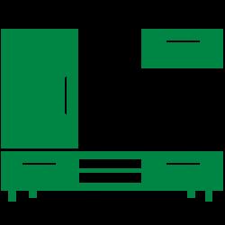 Sisteminiai baldai