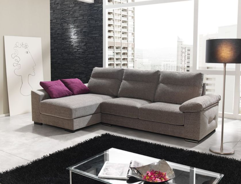 Стильный и недорогой угловой диван